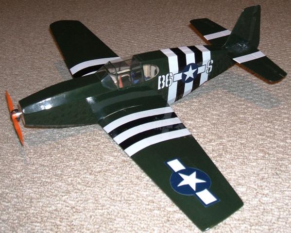 Whim Series P-51C Mustang